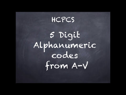 FAQ For You #6 What is HCPCS?