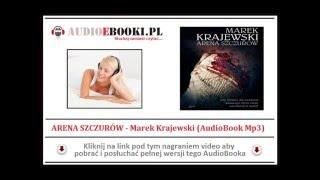 ARENA SZCZURÓW - AudioBook Mp3 (Marek Krajewski) - Bestsellerowy Polski Kryminał na MP3