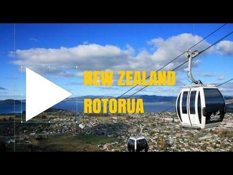 ► Travel trip New Zealand ✔ 100% Rotorua Gopro