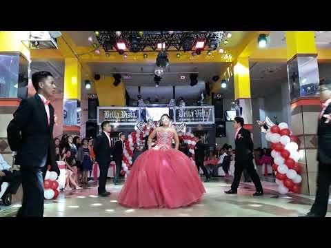 Salón bella vista XV dana Paola 24 feb 2018