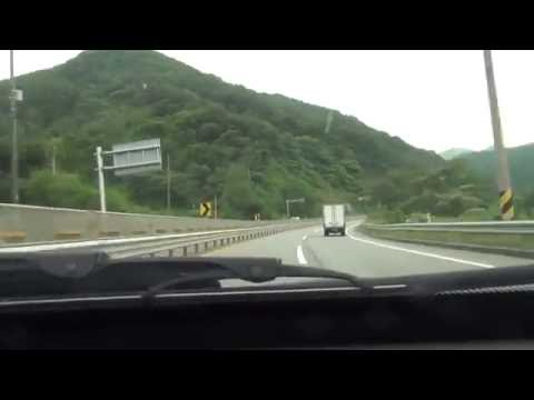 [Timelapse] Seoul - Yeosu Toll Free Route Drive Part 3: Imsi