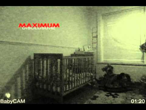 Ghost Paranormal Activity Caught On Tape Rocking Horse