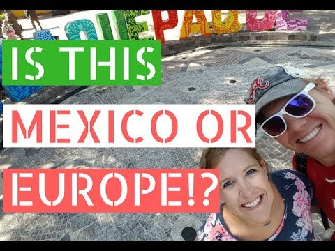Is This Europe or Mexico!? // Gringos in Guadalajara Vlog