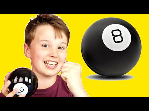 Magic 8 Ball Play Toy For Kids | Toy Team