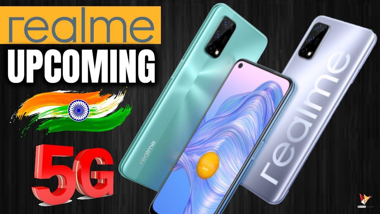 Realme Upcoming 5G Smartphone in INDIA | Snapdragon 765G & MediaTek Dimensity 720 | Data Dock