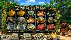2 Million B.C Slot Features and Game Play - by BetSoft
