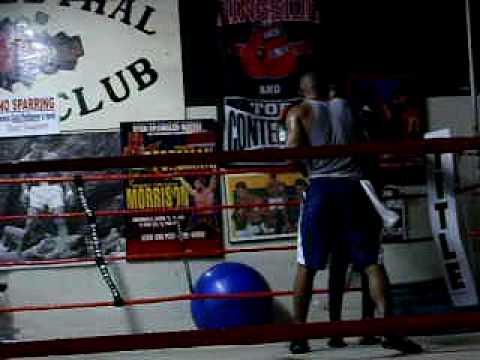 Amateur Boxing Training 55