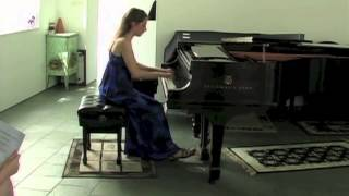 Prelude and Fugue No. 6 in d minor BWV 851
