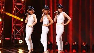 DUEL: Christina Aguilera - Candyman. Vezi interpretarea trupei 3 O'Clock, la X Factor!