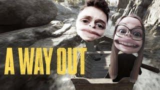 """""""RANDKA na łódce """" #6 A Way Out z KOSmo"""