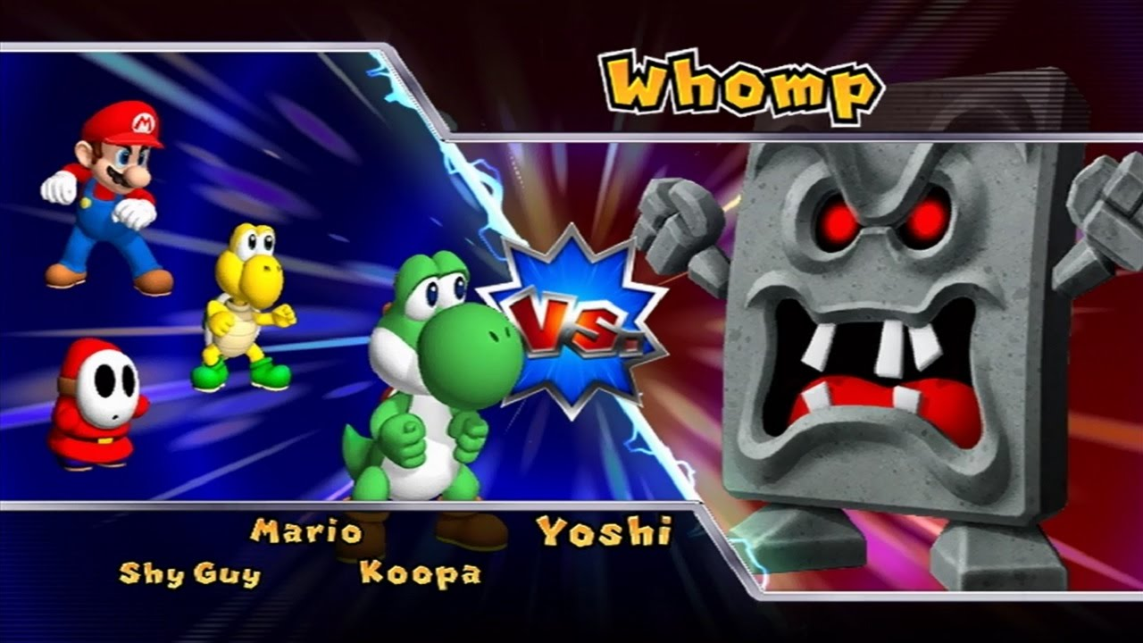 Mario Party 9 - Party Mode - Toad Road