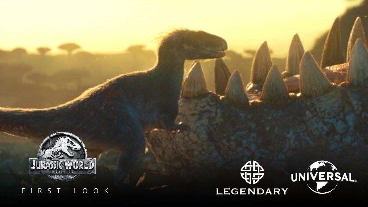 Jurassic World 3 - Coming 2022