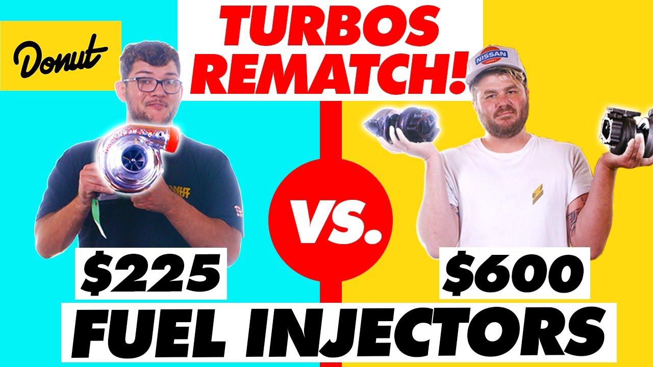 $225 Injectors vs. $600 Injectors