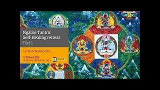 NgalSo Tantric Self-Healing retreat (English – Italian) – 19/20 March 2016