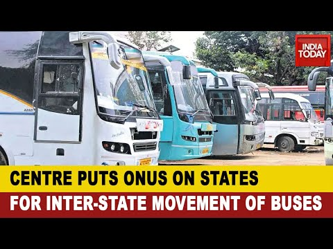 Inter-State Travel: After Flights, Now Private Buses To Ply On Road?; Centre Puts Onus On States