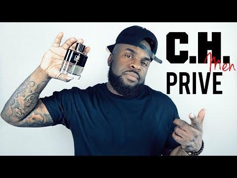 CH Men Prive Fragrance Review | Carolina Herrera Men's Cologne Review