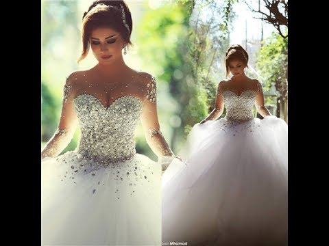 Glamours Catholic |Wedding |Gowns |2017 - YouTube