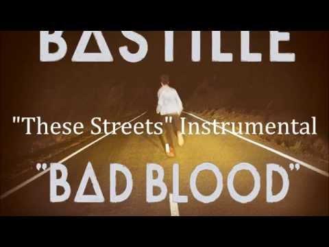 Bastille - These Streets Instrumental Karaoke HD