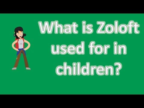 What is Zoloft used for in children ? | Health FAQ Channel from YouTube · Duration:  1 minutes 6 seconds