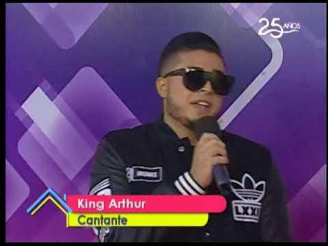 King Arthur Cantante