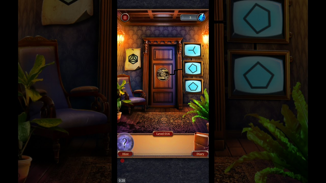 Adventure Valley Forgotten Manor Level 14 Walkthrough Youtube