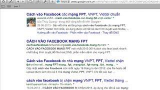 Học SEO: SEO cho 1 đoạn văn bản, bắt Google nhận sitelink