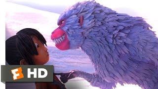 Kubo and the Two Strings (2016) - Don't Mess With the Monkey Scene (3/10) | Movieclips