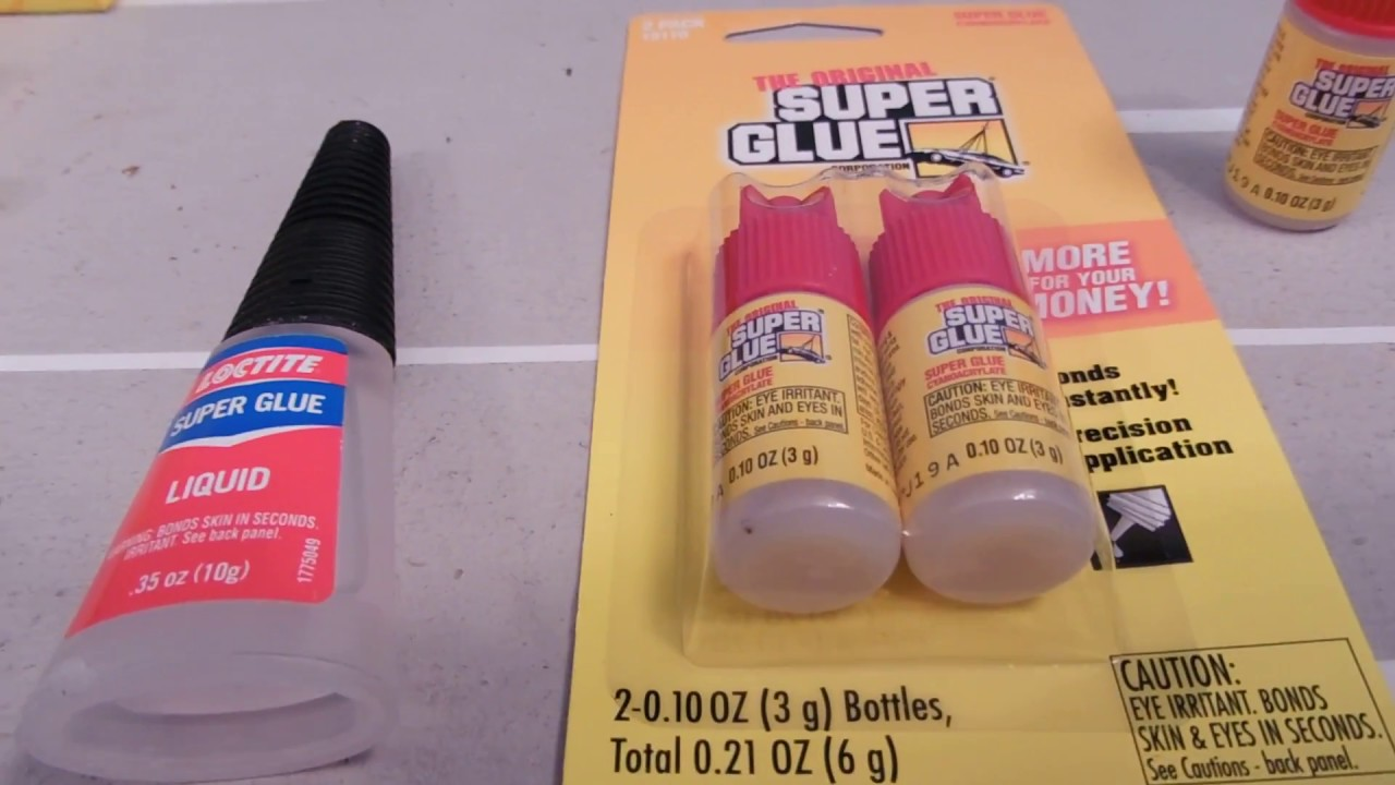 The 5 Best Super-Strong Glues [Ranked] | Product Reviews and Ratings