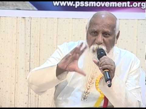 """ Law of Karma "" - Patriji, 11th NCSS, Chennai"