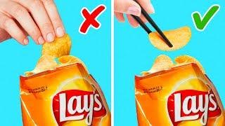 27 food hacks to make your life better