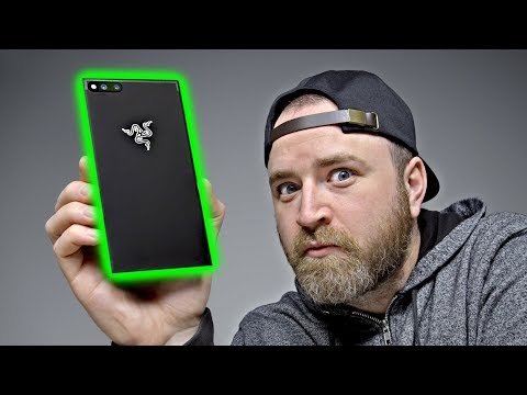 Thumbnail: Razer Phone Unboxing - My New Daily Driver?