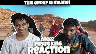 Baixar ATEEZ(에이티즈) - '해적왕(Pirate King)' Official MV (Performance ver.) - REACTION