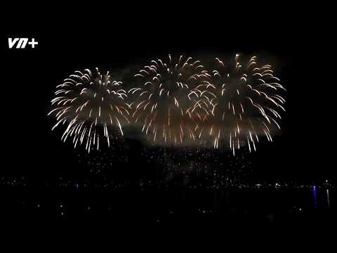 Fireworks Honda Celebration of Light vancouver 2017