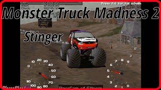 Monster Truck Madness 2 (1998) ✓ Gameplay #18 ✓ Stinger