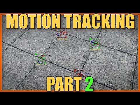 Blender 2.8 Motion tracking #2: Even more to go over (tutorial) thumbnail