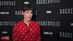 """Anna Schumacher despre """"Hackerville"""""""