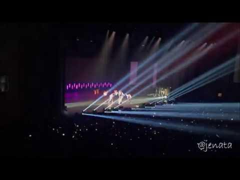 BTS Am I Wrong - Brasil 19/03/17