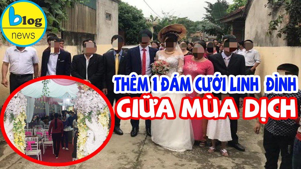 Bất chấp dịch Covid-19 lây lan, một đám cưới 60 người ở Thanh Hóa vẫn tổ chức