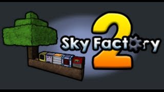 Modded Minecraft : SkyFactory 2 : Episode 8 : Transfer Nodes