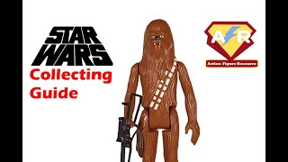 Deluxe Collecting Guide  Vintage Kenner Star Wars Action Figures  + FREE Checklist