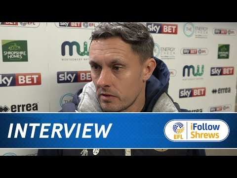 INTERVIEW | Paul Hurst post Rotherham - Town TV