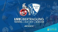 LIVE: 1. FC Köln v VfL Bochum 1848 präsentiert von Sportwetten.de