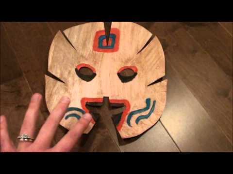 Haida Masks Lesson