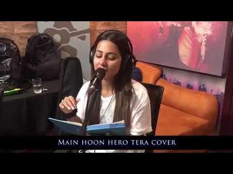 Hina Khan Singing