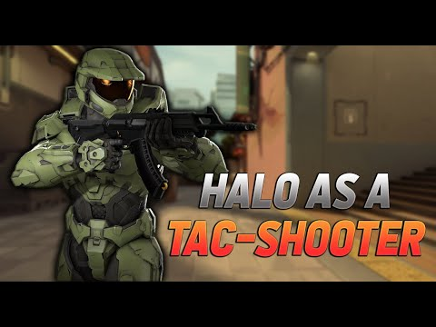 Can Halo Be Played as a Tactical Shooter??? |