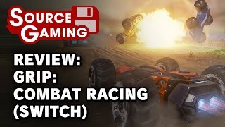 GRIP Combat Racing (Nintendo Switch) Review