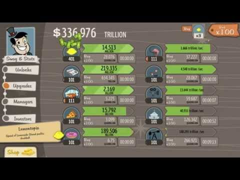 Lets Play AdVenture Capitalist 14 - Angel Investors Explained