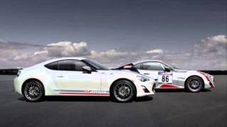 Toyota GT86 Cup Edition 2013 Videos