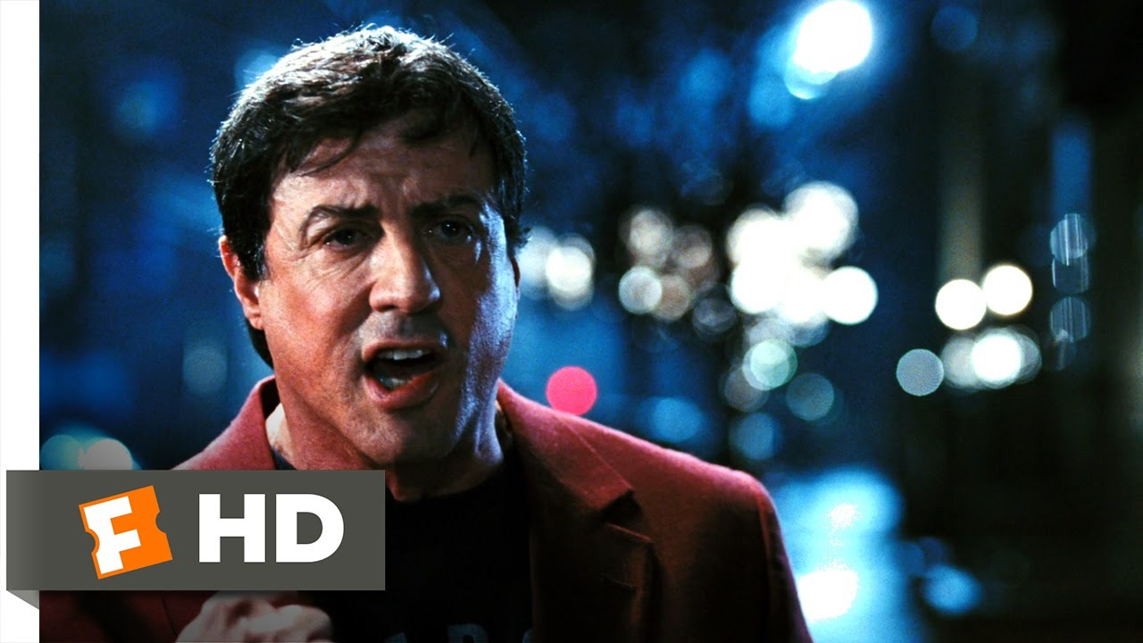 Rocky Balboa 7 11 Movie Clip How Winning Is Done 2006 Hd