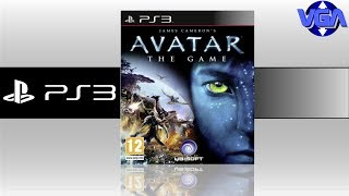 Avatar The Game James Cameron Gameplay Ubi Soft 2009 HD Part 1